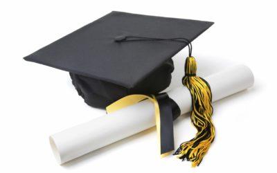 June 12th:  Graduate Recognition Sunday
