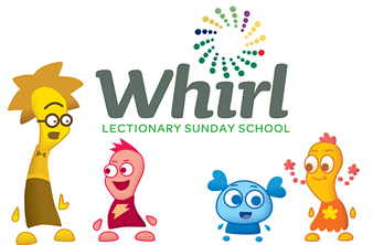 """September 11th:  Give our new Sunday school a """"Whirl!"""""""