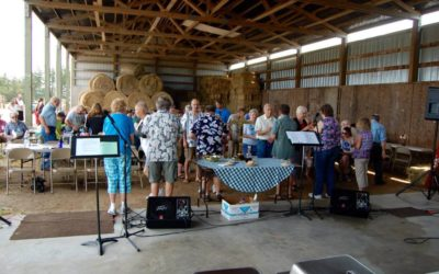 August 7th: Outdoor Worship & Picnic at the Muzzall Farm