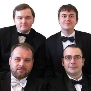 May 4: St. Petersburg Men's Ensemble