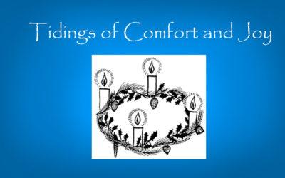 Midweek Advent Services begin Nov. 30th