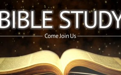 January Adult Bible Study
