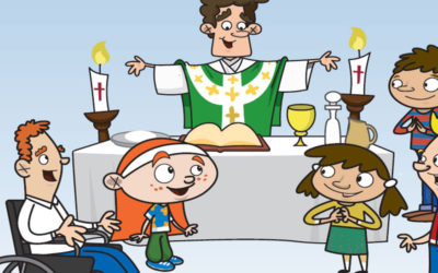 May 28th: Holy Communion Education for Kids