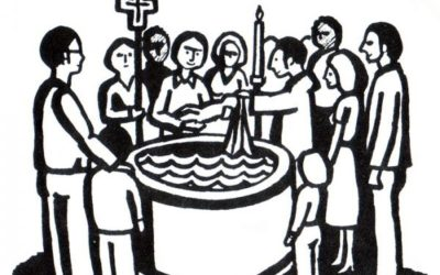 Lenten Book Study:  Baptized, We Live