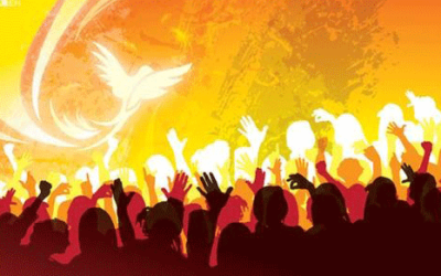 June 4th Youth & Family Night:  Pentecost Edition!