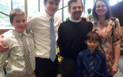 Pastor Spencer's Sabbatical Blog