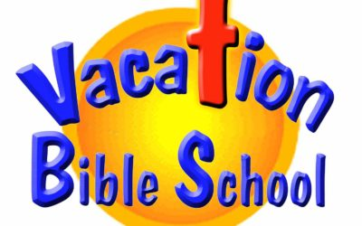 Vacation Bible School:  July 10th-14th
