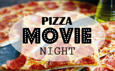 Sept. 22: Luth Youth (7th-12th grade) Pizza & Movie Night