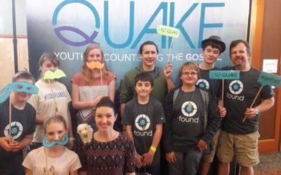 Register for Quake by Nov. 29th!