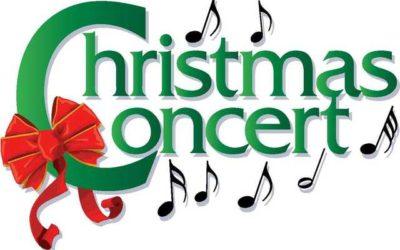 Dec. 9th: Christmas Concert