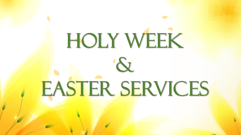 Experience the Hope of Easter!
