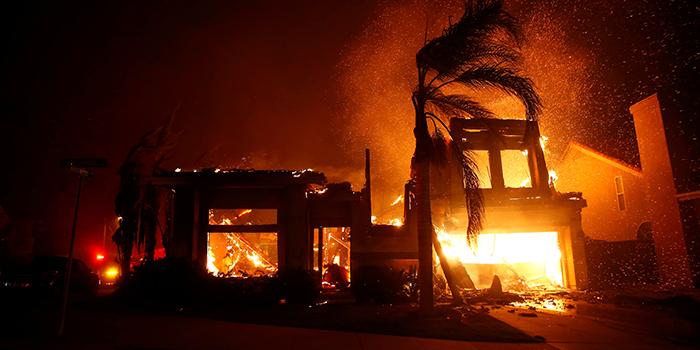 Lutheran Disaster Response in California