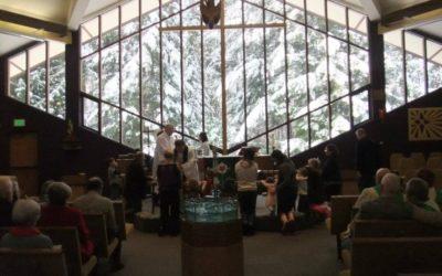 Christmas Day, 10:30am, Service of Carols & Communion