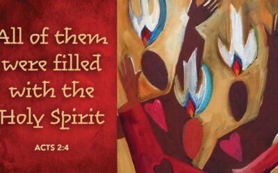 June 9: Pentecost Sunday!