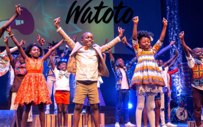 Sept. 20, 7pm: Watoto Children's Choir!