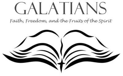 Adult Bible Study on Galatians