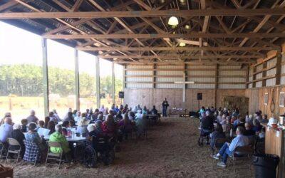 SUNDAY, AUGUST 1, 11AM: WORSHIP & PICNIC ON THE FARM!